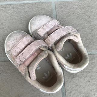アディダス(adidas)のadidas スタンスミス 子ども靴 13センチ(スニーカー)