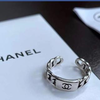 CHANEL - シャネル 指輪 ノベルティー