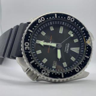 セイコー(SEIKO)のセイコーダイバーオートマティックウォッチ(腕時計(アナログ))