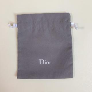Dior - Dior 巾着ポーチ
