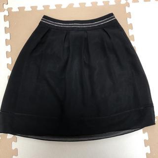 エニィスィス(anySiS)の膝丈スカート anysis エニィシス 美品 夏用(ひざ丈スカート)