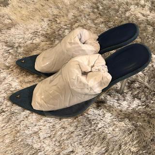 イエローブーツ(Yellow boots)のyellow boots 新品未使用 (ハイヒール/パンプス)