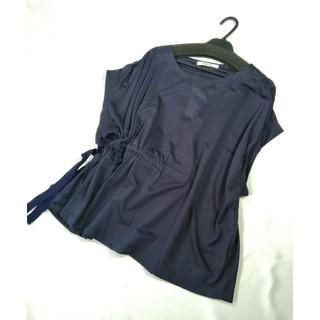 スコットクラブ(SCOT CLUB)の定価11000円 RADIATE ドロスト カットソー コン(Tシャツ(半袖/袖なし))