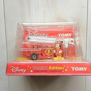Disney - ミッキーマウス トミカエディション 消防車