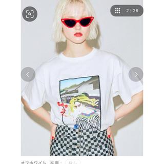 ジュエティ(jouetie)のTシャツ(Tシャツ(半袖/袖なし))