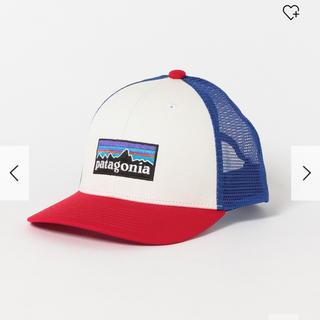 patagonia - パタゴニア キッズ トラッカーハット 帽子 キャップ