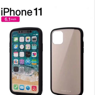 ELECOM - iPhone11  衝撃吸収 ケース