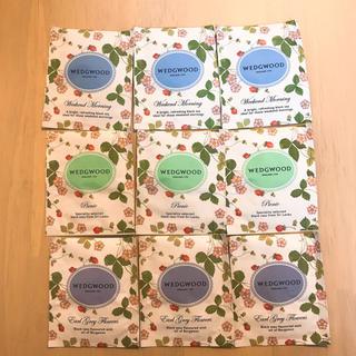 ウエッジウッド 紅茶 WEDGWOOD 9袋 セット