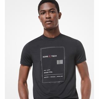 マイケルコース(Michael Kors)のKORS TECK グラフィックTシャツ(Tシャツ/カットソー(半袖/袖なし))
