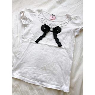 バービー(Barbie)のバービー  Tシャツ サイズ120(Tシャツ/カットソー)