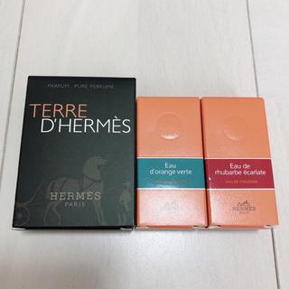 エルメス HERMES メンズ香水セット まとめて テールドゥエルメス コロン