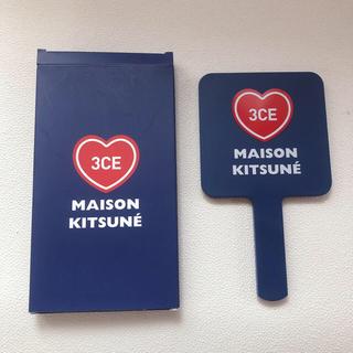STYLENANDA - 3CE Maison Kitsune 限定完売ミラー スモール