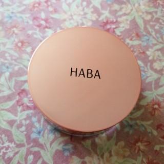 ハーバー(HABA)のハーバー エアリールースパウダー ケース(その他)