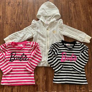 バービー(Barbie)のBarbie バービー まとめ売り(Tシャツ/カットソー)