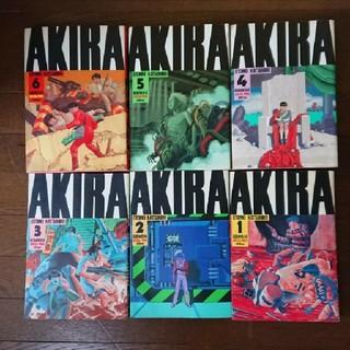 コウダンシャ(講談社)のAKIRA-アキラ-全巻セット(全巻セット)