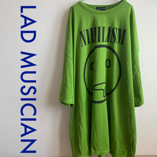 LAD MUSICIAN - LAD MUSICIAN NIHILIZM スーパービッグtee シャツ