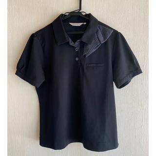 オフィスポロシャツ 事務服 LL(ポロシャツ)