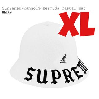 シュプリーム(Supreme)の【XL】Supreme®/Kangol® Bermuda Casual Hat(ハット)