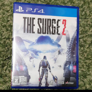 PlayStation4 - 【PS4】【中古】THE SURGE2 ザ・サージ2