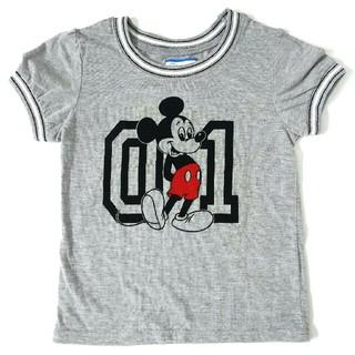 Disney - ディズニー ミッキーマウス Tシャツ 120