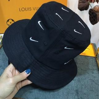 ナイキ(NIKE)のお勧め✩ナイキ Nike ハット 帽子 男女通用 ブラック(ハット)