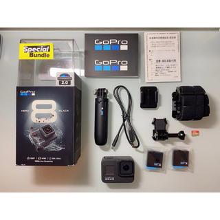 GoPro - ゴープロ GoPro8 HERO 限定セット 保証書付き