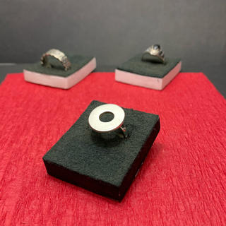 指輪 シルバー925  丸(リング)