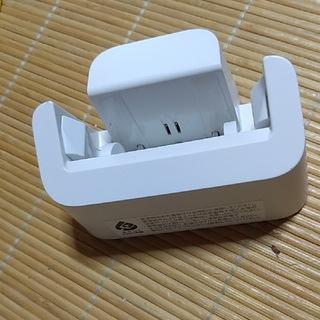 エヌティティドコモ(NTTdocomo)のドコモ 卓上ホルダーF51(バッテリー/充電器)