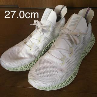 adidas - adidas alphaedge 4D 1stカラー