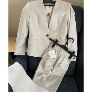 プラステ(PLST)の新品未使用 プラステ スーツ PLST スラブストレッチ セット(スーツ)