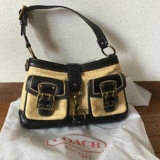 コーチ(COACH)の期間限定値下げ✳︎美品✴︎正規品コーチ ショルダーバッグ(ショルダーバッグ)