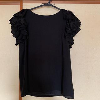 アーバンリサーチロッソ(URBAN RESEARCH ROSSO)の袖可愛いトップス(カットソー(半袖/袖なし))