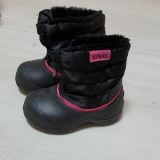 IGNIO ブーツ  14cm(ブーツ)