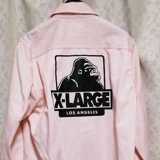 XLARGE - X-LARGE コーチジャケット