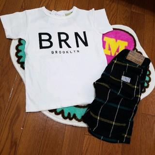 ブランシェス(Branshes)の男の子 120cm まとめ売り(Tシャツ/カットソー)