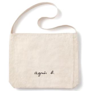 agnes b. - 新品 未使用 アニエス・ベー ショルダーバッグ