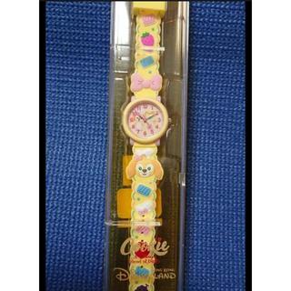 ディズニー(Disney)の新品未使用!クッキー  腕時計(腕時計)