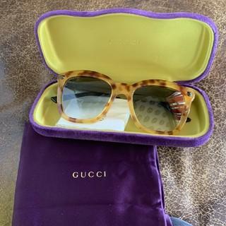 Gucci - GUCCI サングラス 鼈甲 べっこう