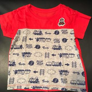 ユニクロ(UNIQLO)のトーマス キッズ用 半袖Tシャツ(その他)