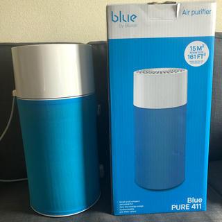 ブルーエア 空気清浄機 Blue Pure 411GR(空気清浄器)