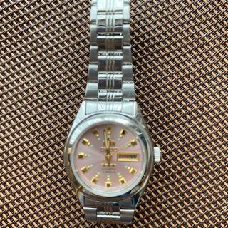 オリエント(ORIENT)のオリエント 女性 腕時計 スリースター(腕時計)