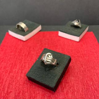 指輪 シルバー925 ハート(リング)