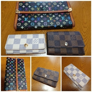 LOUIS VUITTON - ルイヴィトン3点まとめ売り