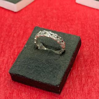 指輪 シルバー925  蝶々(リング(指輪))