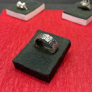 指輪 シルバー925  花柄(リング(指輪))