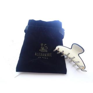 Alexandre de Paris - 美品☆3回使用☆アレクサンドルドゥパリ☆クリップM(8.5cm)