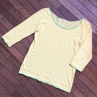 キューブシュガー(CUBE SUGAR)のカットソー Tシャツ(Tシャツ(長袖/七分))