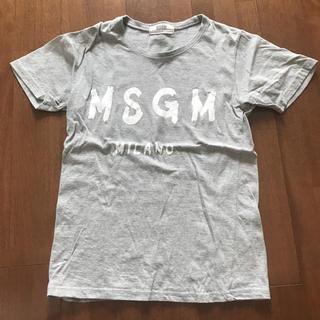 エムエスジイエム(MSGM)のTシャツ(Tシャツ(半袖/袖なし))