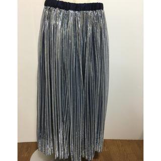 アズノゥアズオオラカ(AS KNOW AS olaca)のアズノウアズ オオラカのスカート(ひざ丈スカート)