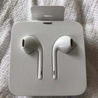 Apple - iPhone マイク付きアクセサリー イヤホン
